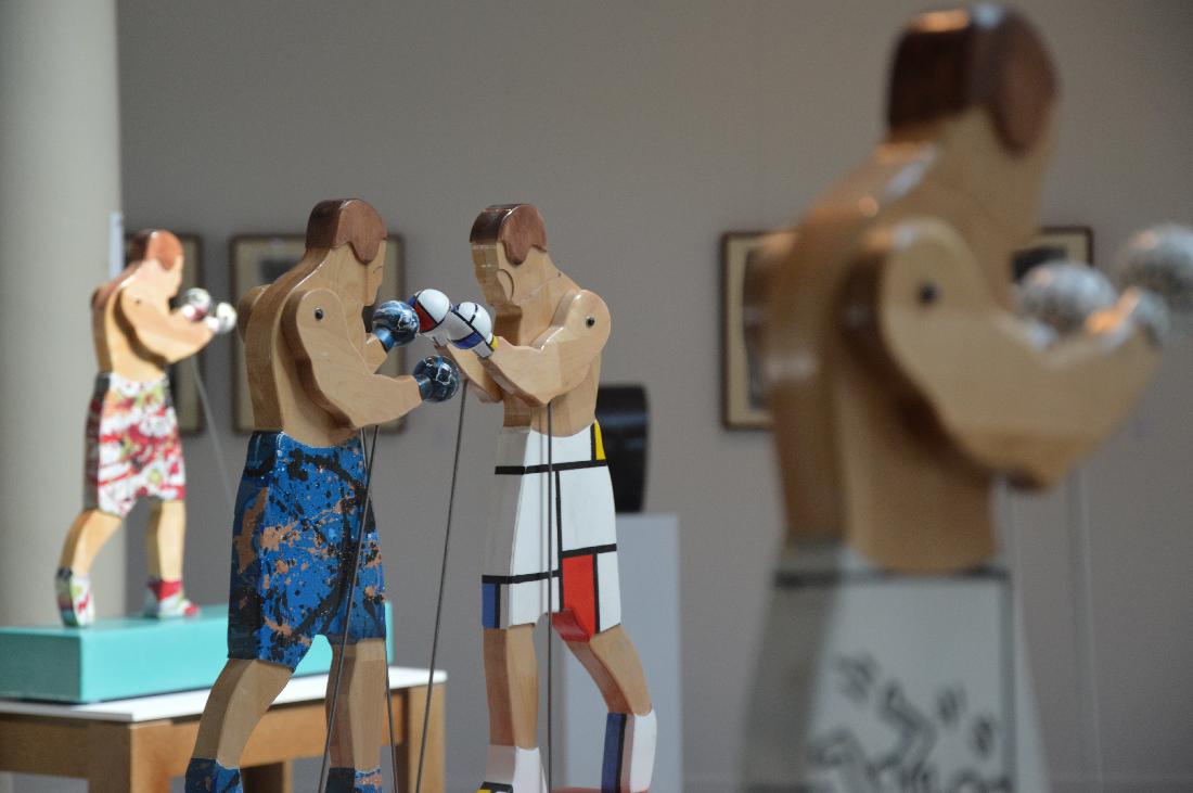 Toys, de Fuentes Fuertes, en Casa de Vacas