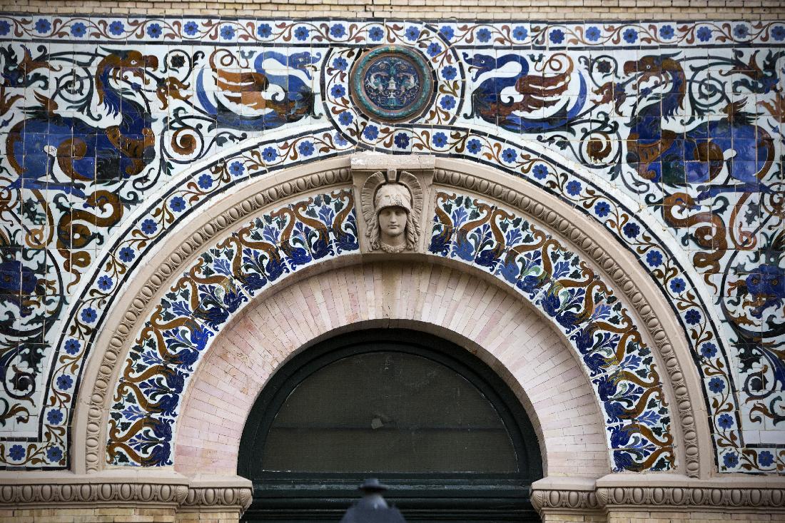 El Palacio de Veláquez en el Retiro