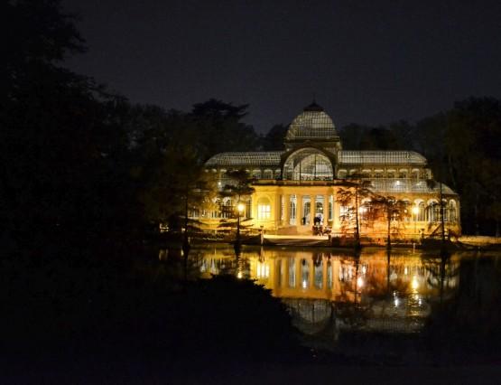 La Luna de Octubre para celebrar la candidatura del Retiro y el Prado a la UNESCO