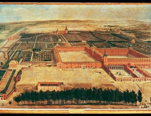 El Retiro en 1633