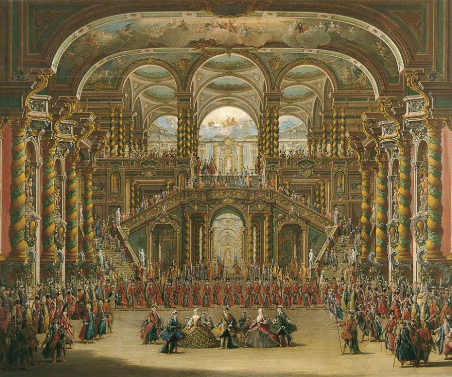 El Coliseo del Buen Retiro, escenario del atentado contra Felipe IV