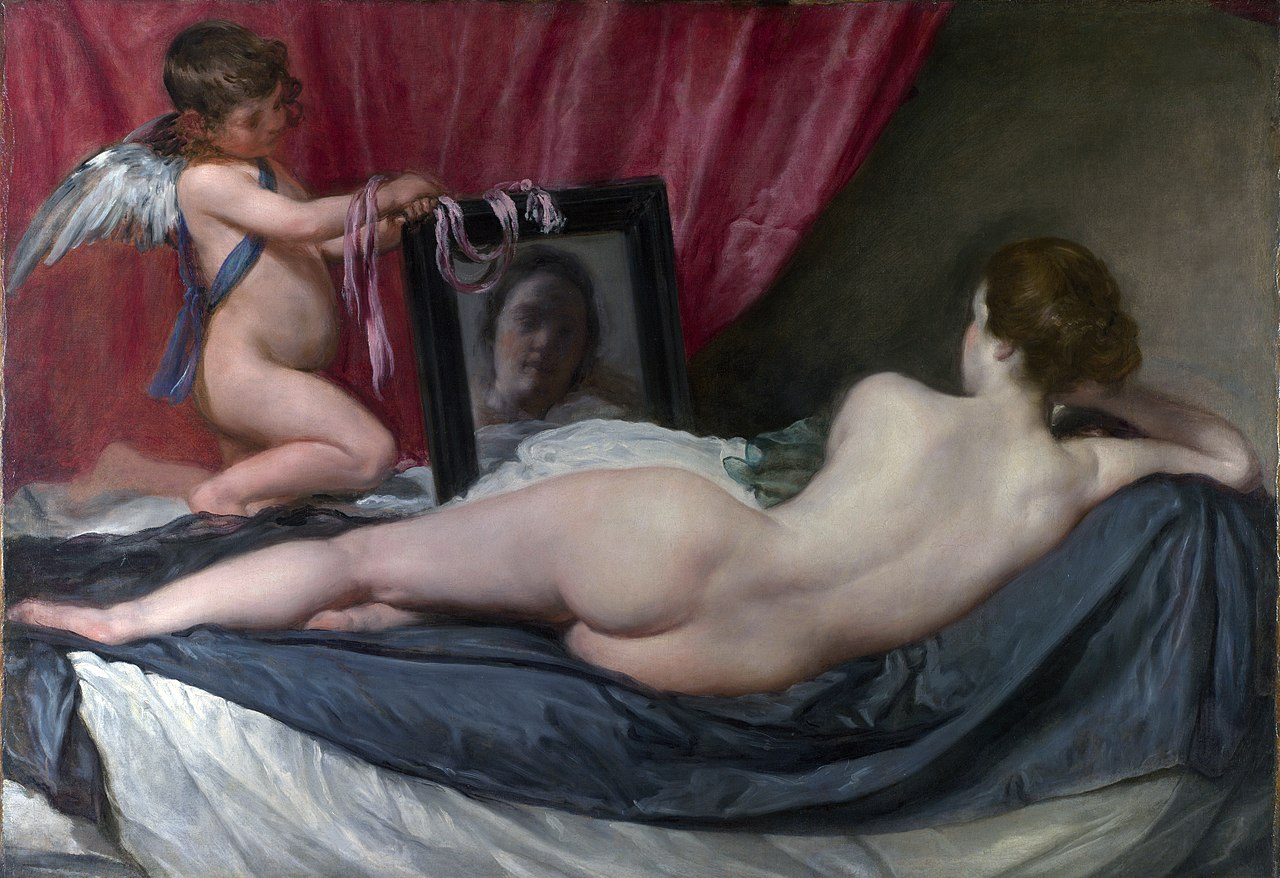 La Venus del Espejo, de Velázquez