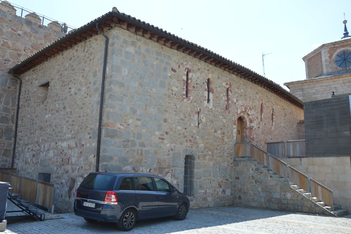 La casa taller de Fruchel en Avila