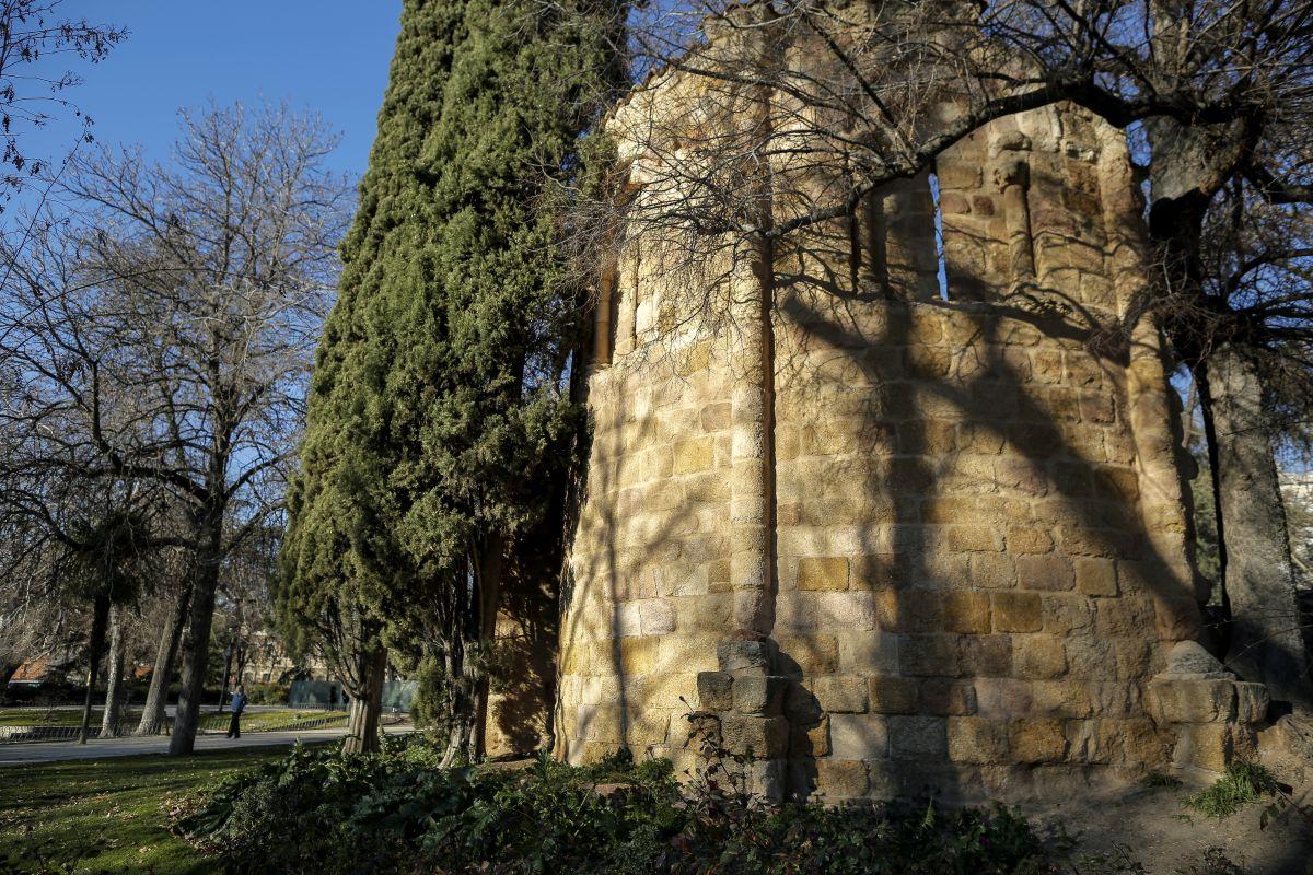 La ermita de San Isidoro en el Retiro