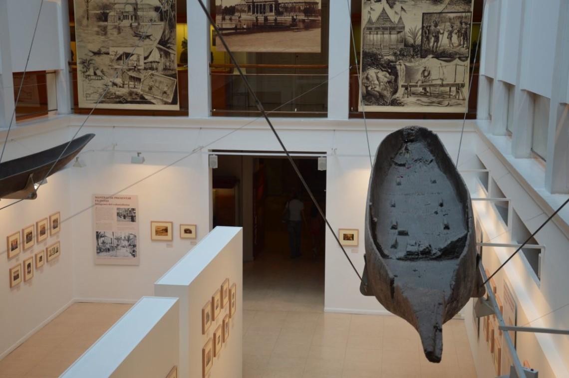 Qué ver, hacer y visitar en Museo Nacional del Pueblo Filipino.